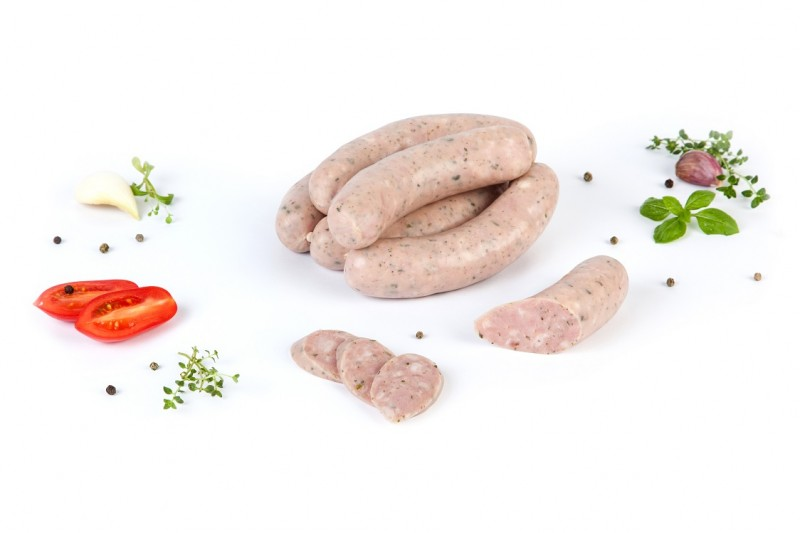 Polish Scalded White Sausage