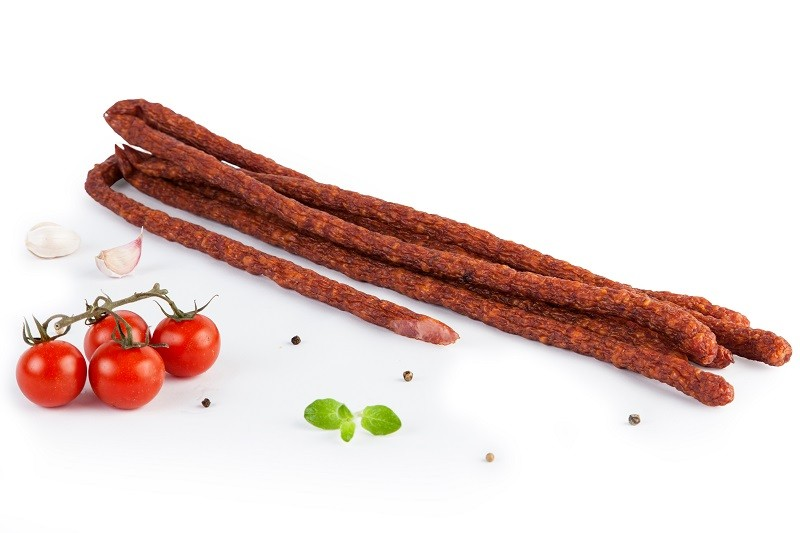 Polish Traditional sausage kabanos