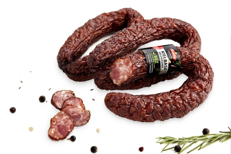 Polish Juniper sausage