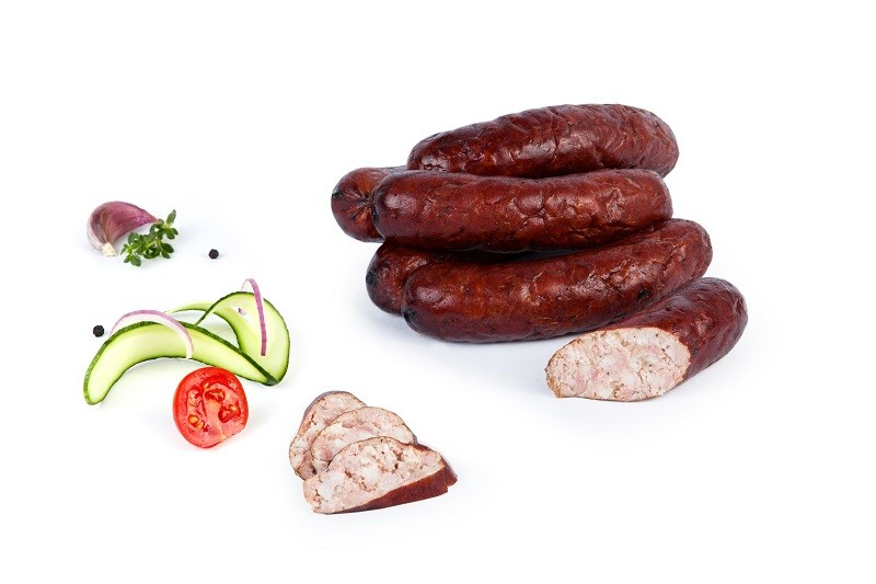 Polish smoked sausage
