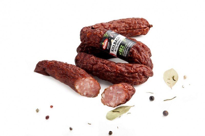 Polish Hunter's sausage